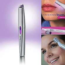 Женский триммер Finishing Touch Lumina A171 для удаления нежелательных волос на лице и теле
