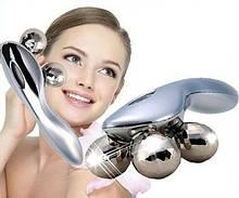 Масажер ліфтинг ручної для обличчя і тіла 4D XC-119