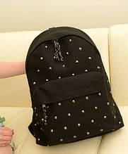 Рюкзак з заклепками