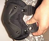 Захист наколінники налокітники штурмові тактичні набір Shell, фото 6