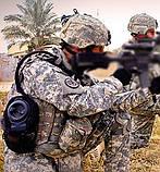 Захист наколінники налокітники штурмові тактичні набір Shell, фото 7