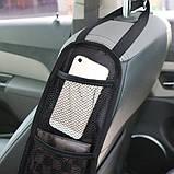 Сумка-органайзер на переднее сиденье автомобиля TV000893, фото 2