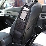 Сумка-органайзер на переднее сиденье автомобиля TV000893, фото 4
