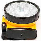 Налобний ліхтар JY - 8320, фото 2