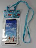 Водонепроникний чохол для телефону Sea summer, фото 3