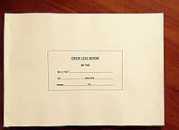 Журнал судовой Deck Log Book