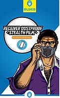 Защитное стекло Blueo для iPhone 12 Pro Max - Receiver Dustproof Stealth (с защитной сеткой) 2.5D