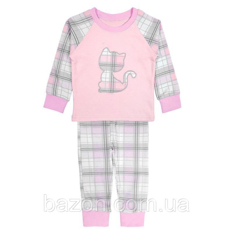 Дитяча піжама для дівчинки Dexters Кошеня (розміри від 86 до 128 см)
