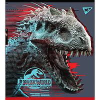 Тетрадь Yes А5 Jurassic World Science Gone Wrong 18 листов линия 10 шт (765319)