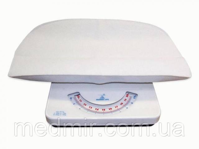Весы для взвешивания новорожденных мех. Momert мод. 6510