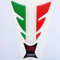 Наклейка на бак Yamaha Fiat