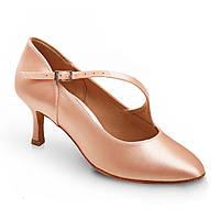 """Жіноче взуття для спортивно-бальних танців, стандарт ECKSE """"Елен-D"""""""