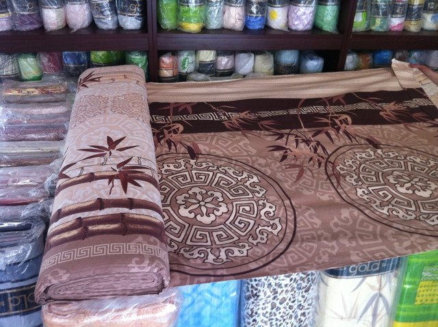 Ткань постельная бязь голд (gold 135 г/м2)