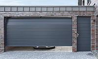 Купить ворота в гараж подъемные