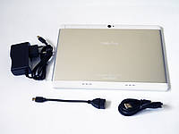 "10,1"" Планшет TabPro Silver 2Sim - 8Ядер+4GB Ram+32Gb ROM+GPS+Android + TypeC"