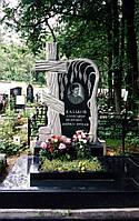 Памятник с крестом ПГ - 036