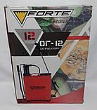 """Опрыскиватель """"Forte"""" 12 литров, фото 3"""
