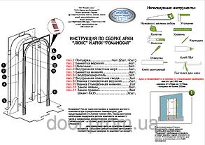Арка межкомнатная Люкс фабрики Новый Стиль, фото, фото 3