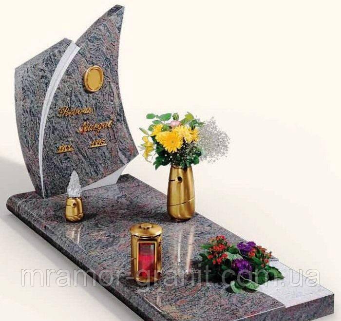 Памятник из камня Аврора ПГ - 037