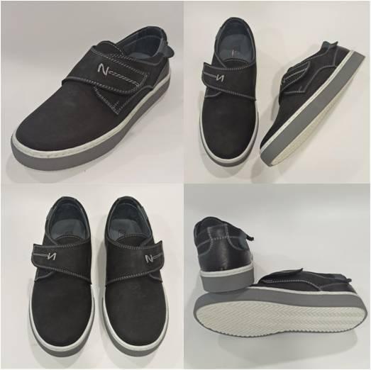 Туфлі для хлопчика в школу, LC Kids фото