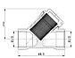 """Фільтр грубого очищення (фільтрації) 1/2"""" SD Forte для води, фото 2"""