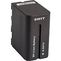 Аккумулятор SWIT S-8970 7.2V, 47Wh Replacement Lithium-Ion DV Battery for Sony L Series Batteries (S-8970), фото 1