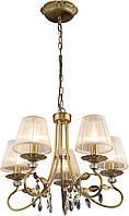 Люстра подвесная Altalusse INL-1100Р-05 Golden Brass