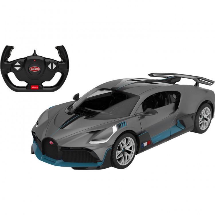 Машинка на радіоуправлінні Bugatti Divo Rastar, 1:14, 98060 (Grey)