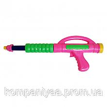 """Детский водяной помповый пистолет """"Н2В"""" 765GG (Розовый/Зеленый)"""