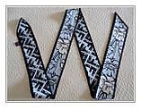 Лента твилли Fendi полиэстер, фото 2