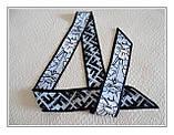 Лента твилли Fendi полиэстер, фото 3