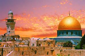 Тури в Ізраїль