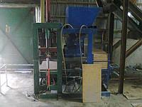 Вибропресс для изготовления шлакоблока Витязь
