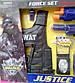 Детский набор полицейского с автоматом, жилетом, звук, качество, в коробке, фото 2
