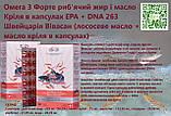 Рыбий жир и масло Криля Омега 3   Швейцария, фото 3