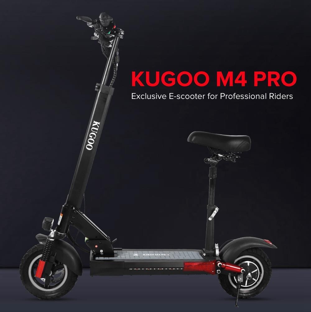 KUGOO KIRIN M4 PRO 18 A H 2021 года