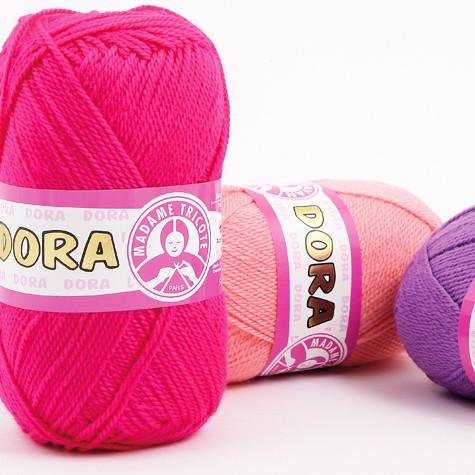 Madame Tricote Dora (100% Акрил/ 250м / Акрил / Демисезон)
