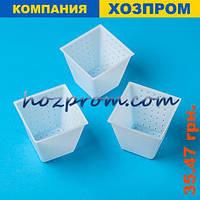 Форма для сыра ХОЗПРОМ   Молочный сыр Адыгейский сыр в домашних условиях Посуда для приготовления брынзы, фото 1
