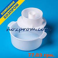Форма для сыра ХОЗПРОМ | Домашний молочный сыр Пресс для сыра Аксессуары для сыроделия Закваска для сыра, фото 1