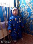 Купить детский осенне-весенний комбинезон для мальчика, фото 9