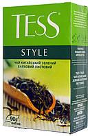 Чай зеленый Tess Стаіл 90г.