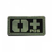 Патч PVC O+ POS