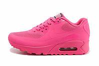 Кроссовки Nike Air Max 90 Hyperfuse USA Розовый