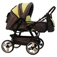 Детская коляска трансформер Sigma дрифтинг, A-Best