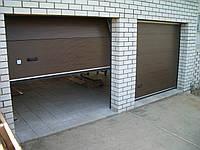 Устройство гаражных подъемных ворот