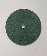Круг полировальный абразив-пена 125х6х12 Р320 зеленый