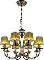 Люстра подвесная Altalusse INL-6116Р-08 Antique Brass