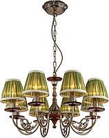 Люстра подвесная Altalusse INL-6117Р-08 Antique Brass