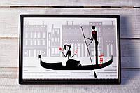 Поднос на подушке Венеция