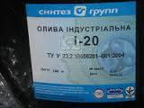 Масло индустриальное Синтез Групп И-20А (Бочка 180кг)